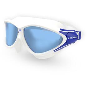 Head Rebel Svømmebriller Børn, hvid/blå